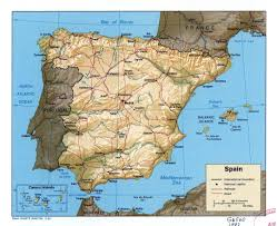 Majorca Spain Map by Maps Of Spain Detailed Map Of Spain In English Tourist Map
