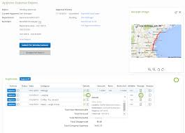 Expense Report Mileage by Approving An Expense Report U2013 Certify Help Center