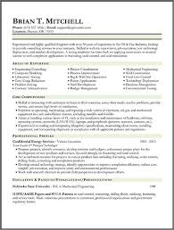 Environmental Services Resume Sample by Resume Samples Types Of Resume Formats Examples And Templates