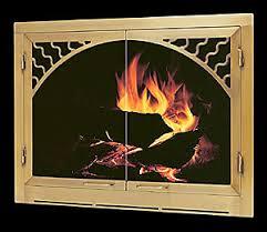 Air Tight Fireplace Doors by Fireplace Doors U2014 Sag Harbor Fireplace