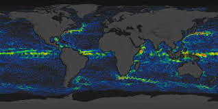 Ocean Currents Map Svs Oscar Ocean Currents With Velocity