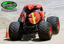 super punch lobster monster truck