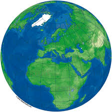 World Map Ai File Free Download by Geoatlas Globes Europe Map City Illustrator Fully Modifiable
