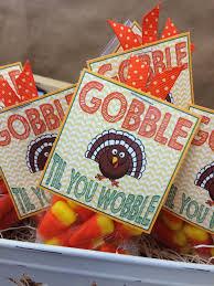 pioneer thanksgiving favors