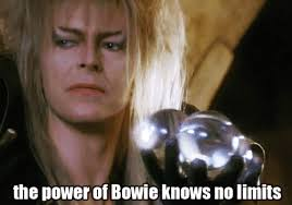 David Bowie Labyrinth Meme - labyrinth david bowie goblin king gif by mighthammer find
