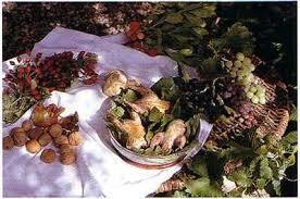 cuisiner des perdreaux recette le perdreau dans la feuille de vigne 750g