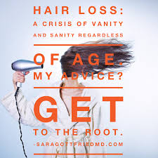 hair loss in women a crisis of vanity and sanity sara gottfried md