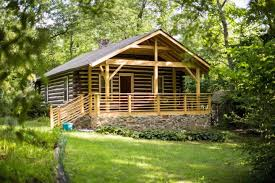 Log Cabin House Designs by Classic Log Cabin Near Downtown Asheville