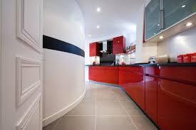 cuisine arrondi cuisine avec un mur arrondi moderne cuisine par ma