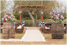 wedding arches glasgow outdoor fall wedding on a farm in glasgow kentucky