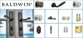 Baldwin Exterior Door Hardware Baldwin Hardware Door Knobs Door Levers Mortise Locks