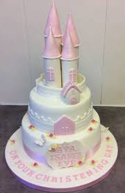 fairy castle christening cake u2013 patacake celebration cakes