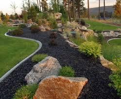 brilliant different landscape designs desert rock garden design