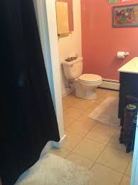 How To Paint Bathroom How To Paint Old Tile In Bathroom Home Design Ideas Gallery In How