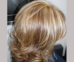 short brown hair with blonde highlights short curly brown hair blonde highlights medium hair styles