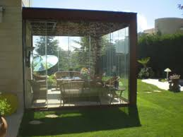 shammas aluminium glass curtains lebanon canopy