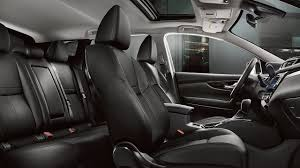 nissan rogue seat covers 2017 rogue sport features nissan usa