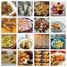 40 different dumplings around the world