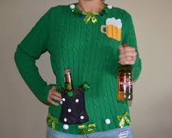 mardi gras sweater holder sweater st patricks day christmas sweater