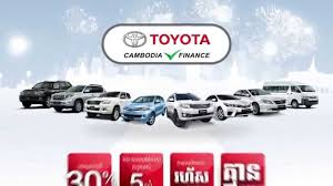 toyota financial car payment toyota cambodia finance by toyota cambodia co ltd