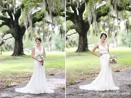 photographers in baton hali s bridal portraits at city park in new orleans la baton