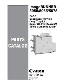 ir5055 parts