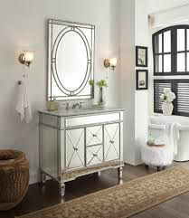 bathroom vanities 40 inch chans furniture adelia 40 inch bathroom vanity dh 13q332 mirrored