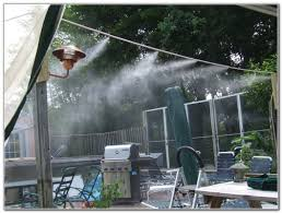 Diy Portable Mister by Diy Patio Misting System Do It Your Self Diy