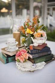 Vintage Centerpieces For Weddings by 72 Best Teapot Wedding Centrepieces Images On Pinterest Teapot