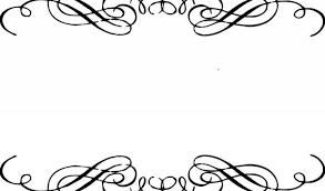 sle wedding programs outline free wedding invitation borders clip clip library