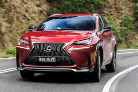 red lexus 2018 2018 lexus nx pricing and features