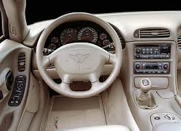 1992 Corvette Interior 2003 Corvette