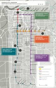 Kansas City Metro Map by Action Transit Action Network Tan