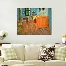 gogh chambre arles la chambre à arles par vincent gogh reproduction peinture à l
