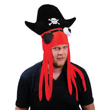 Squid Halloween Costume Pirate Squid Hat Save Carnivalsource Carnival Source
