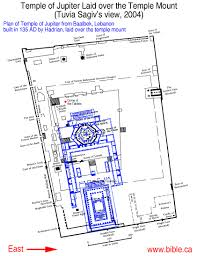 floor plan of mosque the temple in jerusalem over the threshing floor which is