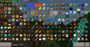 minecraft pe free android toomanyitems pe android apps on play