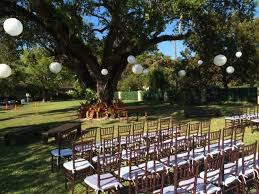 fort lauderdale wedding venues 8 great outdoor wedding venues in florida tripping