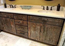 Reclaimed Kitchen Cabinet Doors Inspiration Idea Reclaimed Wood Cabinet Doors With Design