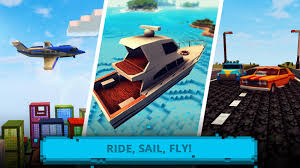 ultimate craft exploration of blocky world android apps on
