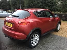 2011 nissan juke acenta premium 2011 nissan juke acenta premium 1 6 petrol 5 door in ipswich