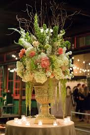 wedding floral arrangements big wedding flower arrangements