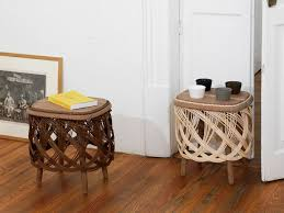 Rattan Side Table Rattan Side Table For Dining Table All Furniture