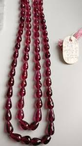 drop beads necklace images Natural tourmaline faceted machine cut drop beads necklace at rs jpeg