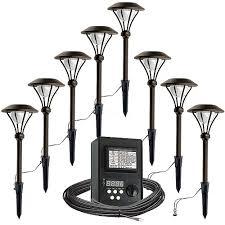 malibu landscape lighting sets malibu low voltage led outdoor lighting iron blog low voltage