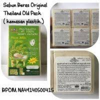 Sabun Thai review of k brothsis sabun beras rice milk soap terdaftar bpom