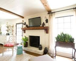 paint colors for family room with fireplace traditional open