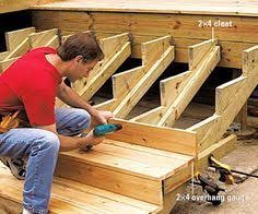 Deck Stairs Design Ideas Best Deck Stair Design All Images Content Are Copyright