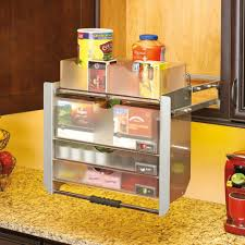 Kitchen Cabinet Pull Down Shelves Cabinet Pull Down Shelving Rev A Shelf Universal Wall Cabinet