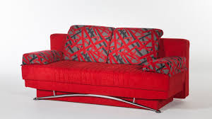 Convertible Sofa Sleeper Fantasy Story Red Convertible Sofa Bed By Sunset
